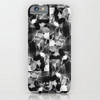 smplmag marble pattern iPhone 6 Slim Case