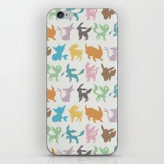 Eeveelution iPhone & iPod Skin