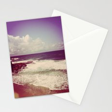 Winter Waves Stationery Cards