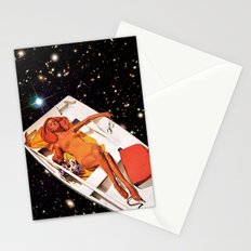 Cosmic Float 2 Stationery Cards