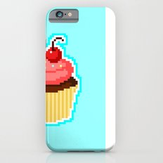Pixel Cupcake Slim Case iPhone 6s