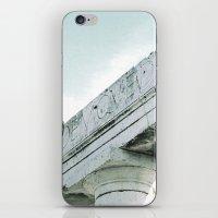 roman Ruin iPhone & iPod Skin