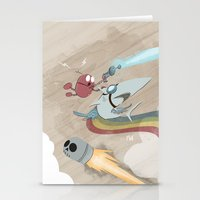 Return To The Super Fire… Stationery Cards