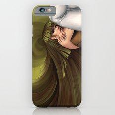 Time Antigrav - green iPhone 6 Slim Case