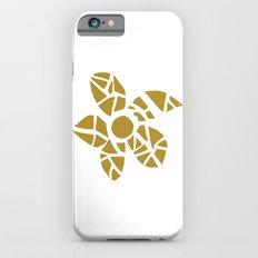 Mosaic Flower iPhone 6s Slim Case
