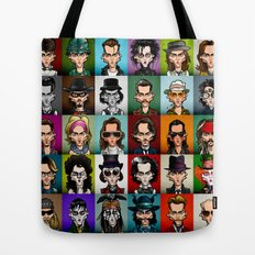 Johnny Tote Bag