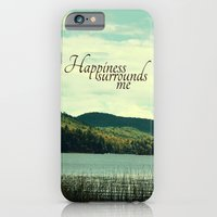 Happiness Surrounds Me iPhone 6 Slim Case