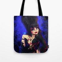 Elvira: Mistress Of  The… Tote Bag