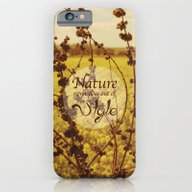 Mustard Plant iPhone 6 Slim Case