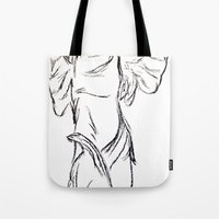 Winged Victory 2 Tote Bag