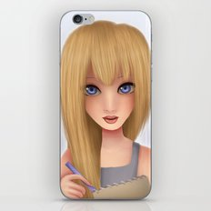 Namine.  iPhone & iPod Skin