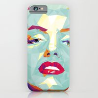 Crystal Marilyn iPhone 6 Slim Case
