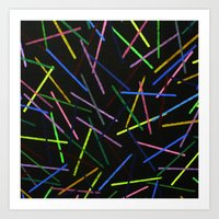 Kerplunk Zoom II Art Print
