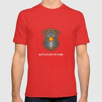 Loot #4 - Battlecage Of … Mens Fitted Tee Red SMALL