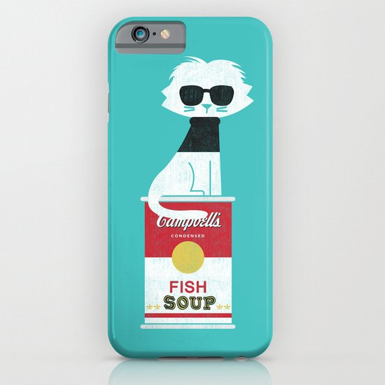 Mark The cat who Loves Andy iPhone & iPod Case