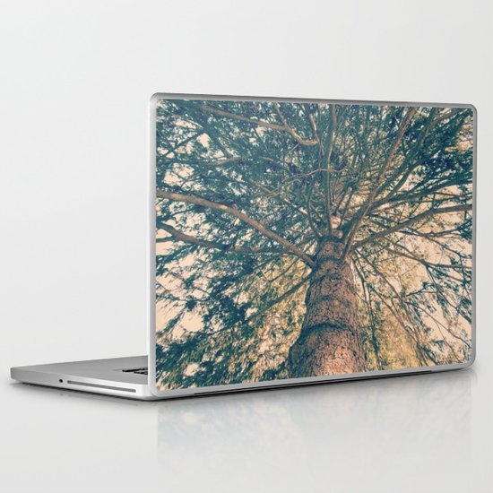 Ancient Wisdom Laptop & iPad Skin