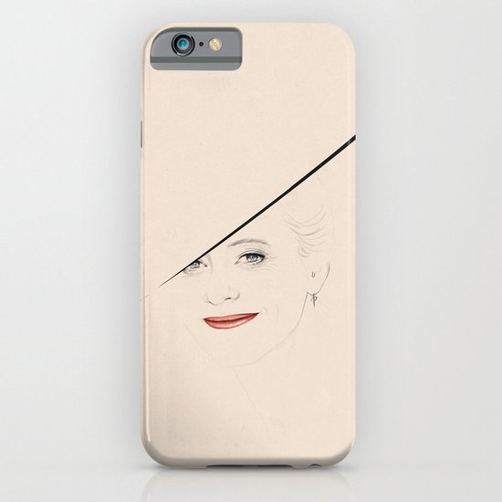 Eliza iPhone & iPod Case