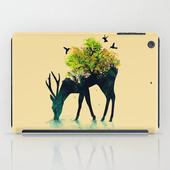 Watering (A Life Into Itself) iPad Case