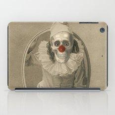 SEND IN THE CLOWNS iPad Case