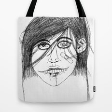 Star high Tote Bag