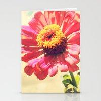 Lovely Flower Stationery Cards