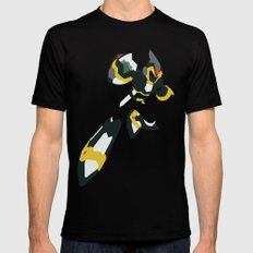 Megaman X  Black SMALL Mens Fitted Tee