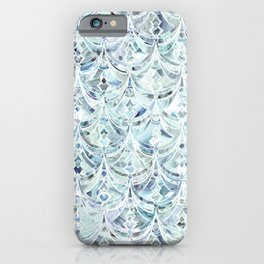 iPhone & iPod Case - Ice and Diamonds Art Deco Pattern - micklyn