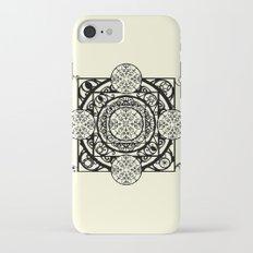 Nouveau Garden Gate Mandala iPhone 7 Slim Case