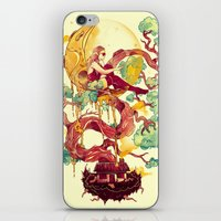 Dreams Astray iPhone & iPod Skin