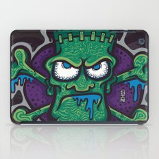 TURN THE CRANK, IT'S TIME FOR FRANK! iPad Case