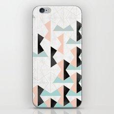 Mixed Material Tiles iPhone & iPod Skin