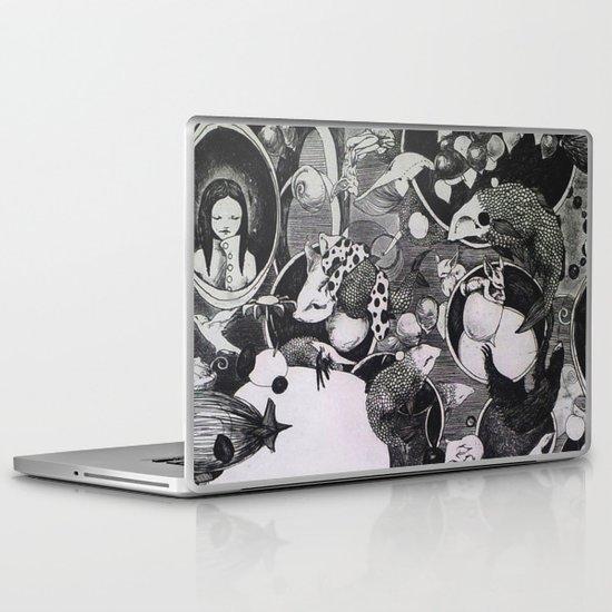 Thoughts II Laptop & iPad Skin