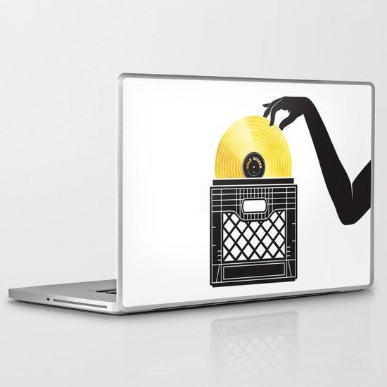 Gold Digger Laptop & iPad Skin