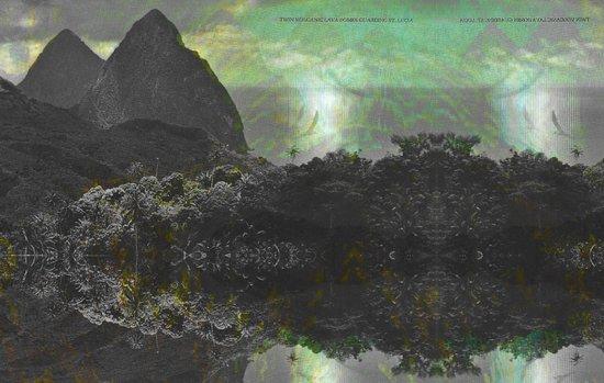Caribbean 2 V1 Art Print