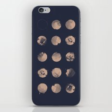Douze Lunes iPhone & iPod Skin