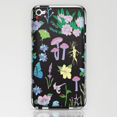 Garden Witch iPhone & iPod Skin