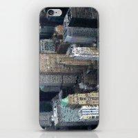 Manhattan Souvenirrs iPhone & iPod Skin