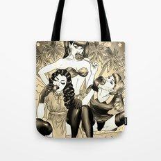 Blazing Summer Dream - Golden Edition Tote Bag