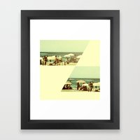 More Summertime Framed Art Print