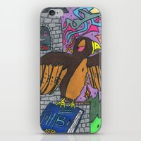 Fly Famous Mockingbird iPhone & iPod Skin