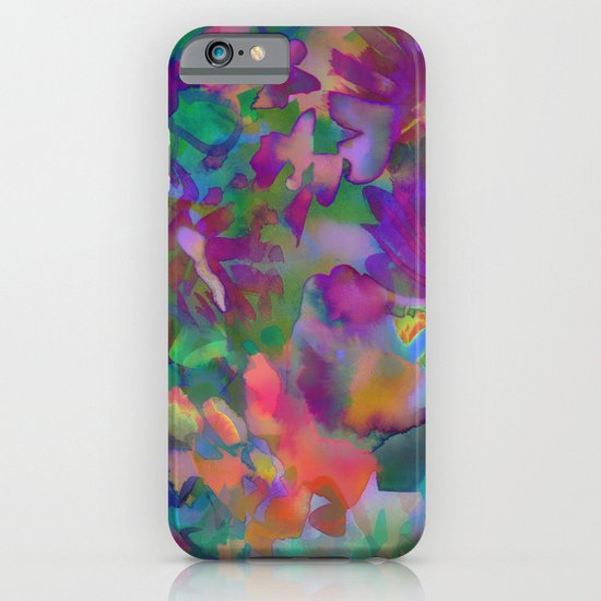 Jungle Floral iPhone & iPod Case