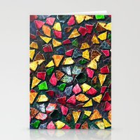 Mosaic Stationery Cards