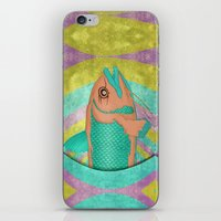 Wreckfish iPhone & iPod Skin