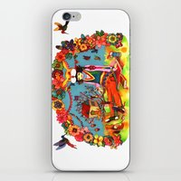 Hideaway Love iPhone & iPod Skin