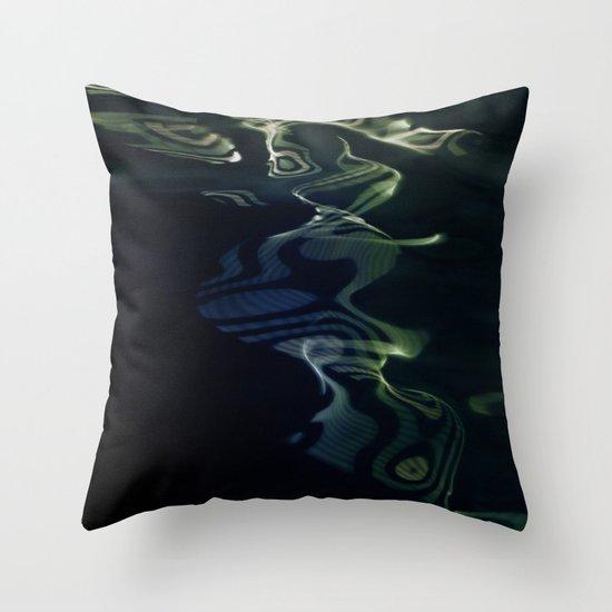 WATER / H2O #21 Throw Pillow