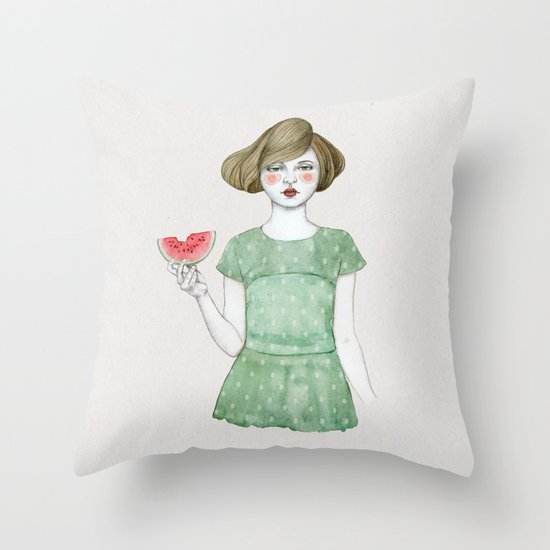 Genevieve Throw Pillow