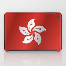 Flag of Hong Kong iPad Case