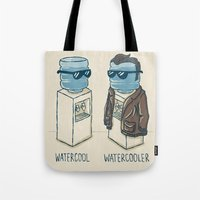 Watercool Tote Bag