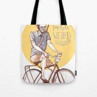 Keep Austin Weird By Kat… Tote Bag