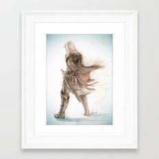 -Assassin 1476- Framed Art Print